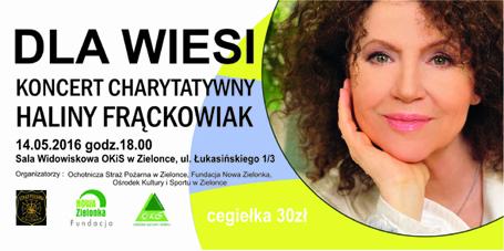 """""""Dla Wiesi"""" Koncert Charytatywny"""