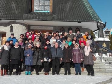 Wyjazd integracyjny do Zakopanego grudzień 2016r